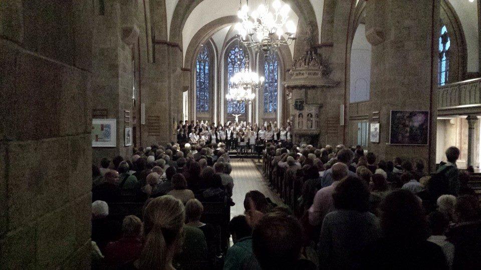 Kantorei_Kirche